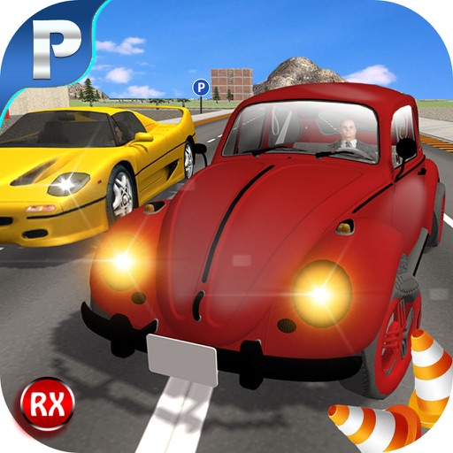 Car Driving Evolution 3D iOS App