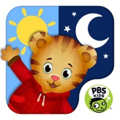 Daniel Tigers Day & Night for iPhone and iPad for Free