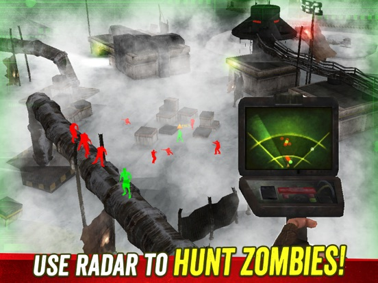 Zombie Hunter: FPS Apocalypse Screenshots