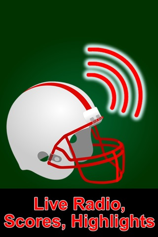 Pro Football Radio & Live Scores + Highlights screenshot 1