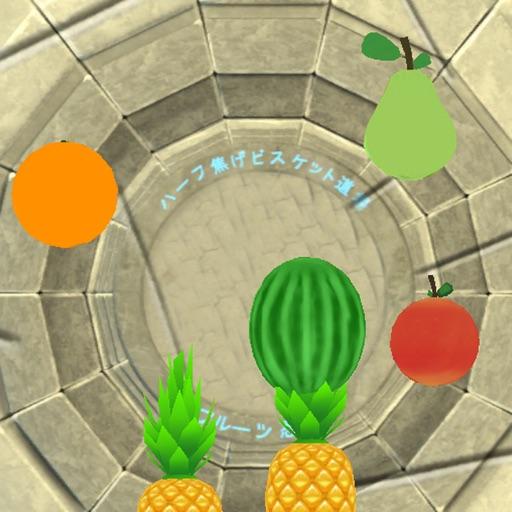 Fruit Cut Like Pro Ninja iOS App