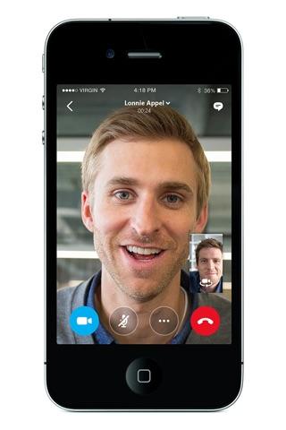 Skype for Business screenshot 2