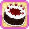 Yummy Chef - Black Forest Cake - Free and funny cooking and baking game for girls and kids around a famous German recipe