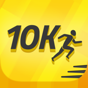 10K Runner: 0 to 5K to 10K run training icon