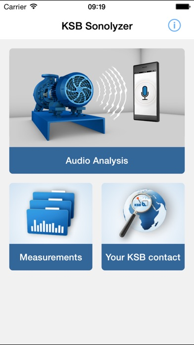 download KSB Sonolyzer apps 0