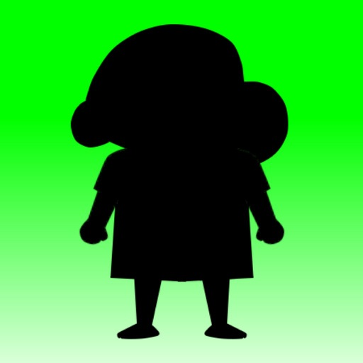 Who's The Shadow for Crayon Shin-chan iOS App