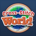 Cross-stitch World icon