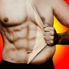 Six Pack Photo Editor: Bodybuilding Booth Stickers
