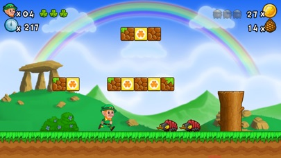 Screenshot of Lep's World 2 - Gioco di Salto1