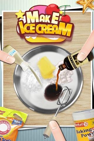 Ice Cream Maker - cooking game screenshot 2