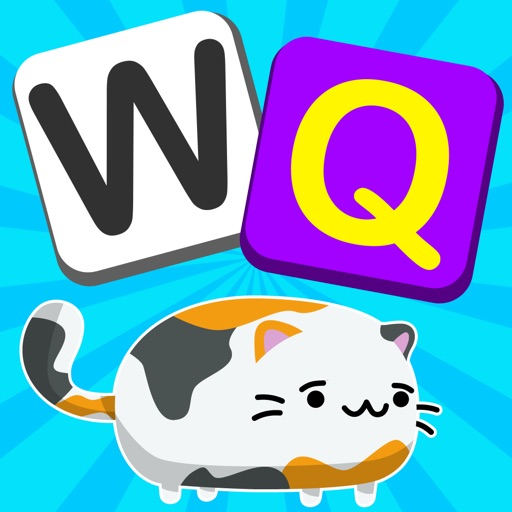 Word Quest: A Free Word Finder Game for Cat Lovers iOS App