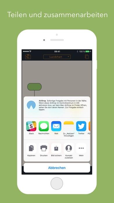 Screenshot von Lucidchart2