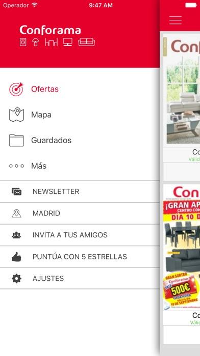 download Conforama – Catálogos y Folletos de muebles, sofás, colchones, decoración y electrodomésticos apps 3