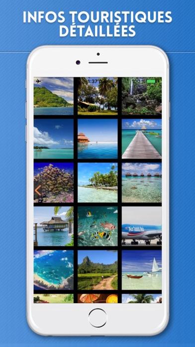 Polynésie Française Guide de VoyageCapture d'écran de 3