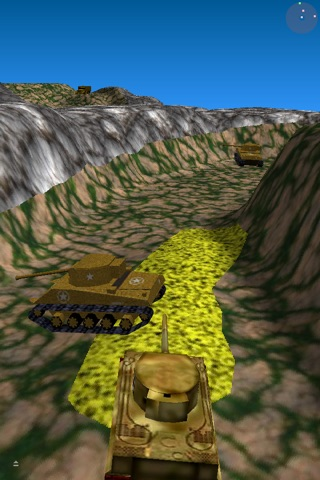 Tank Ace 1944 HD screenshot 4