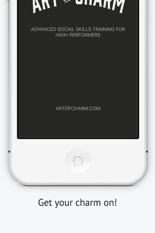 The Art of Charm screenshot 1