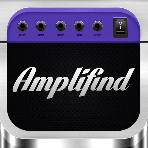 多媒体音乐播放器:Amplifind Music Player and Visualizer