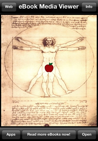 eBook: Leonardo Da Vinci Notes screenshot 1