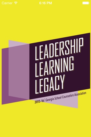 Leadership Learning Legacy screenshot 1