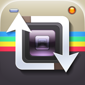 Repost & Regram for Instagram - Photo and Video Reposter Instarepost Whiz App - Shoutout, Download, Instagrab, and Search Your Photos and Videos on Downloader! icon