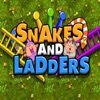 Snakes And Ladders ludo