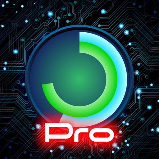 Hi-Tech Timer Pro iOS App