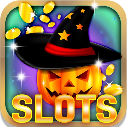 Halloween Slots: Experience scary pranks iOS App