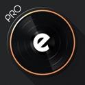 edjing Pro DJ Music Mixer: turntable to remix MP3