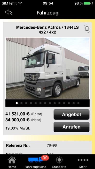 Screenshot von Truck Dealer3