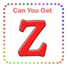 Spinny Circle Get Z - Letters Mania