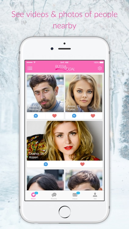 russian dating app for iphone