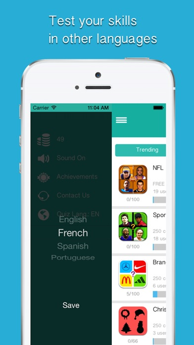 download AnyQuiz™ - General Knowledge Trivia Questions apps 3