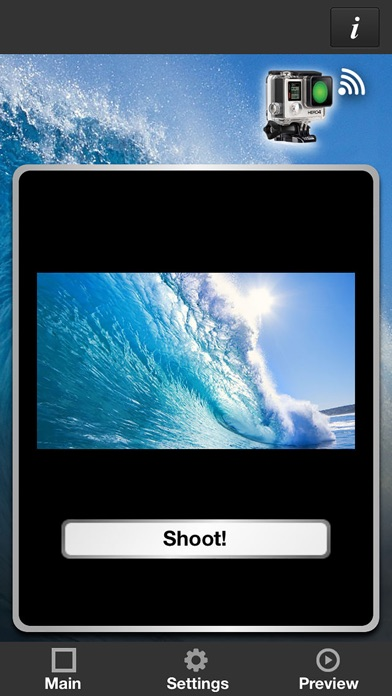 how to connect gopro to iphone 4