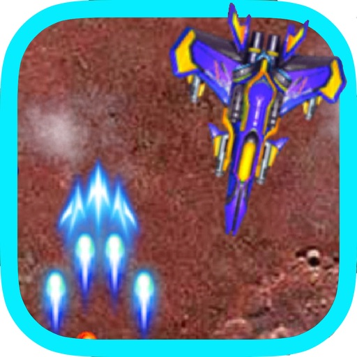 Air Fighter War - Battle Game iOS App