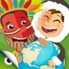 Kulturen der Welt - Spiele für Kinder auf Reise