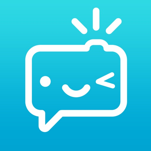Winking icon in dating apps