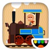Toca Train app for iPhone/iPad