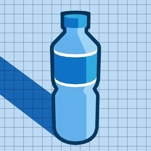 Flip Water Bottle Mania iOS App