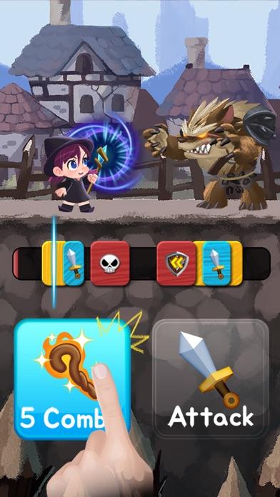 Combo Heroes Screenshot
