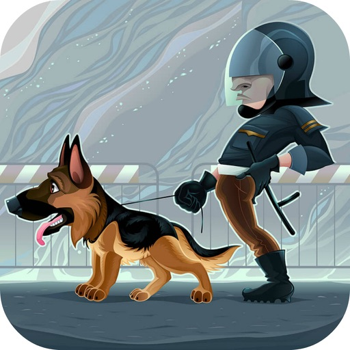 Cops & Robbers! Police Car Games For Kid Policeman iOS App