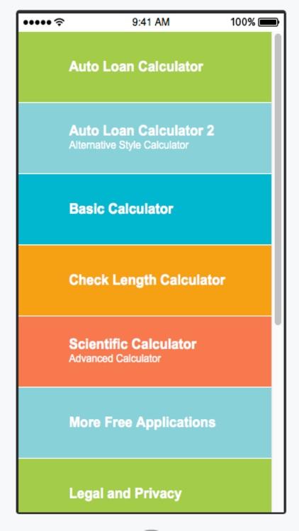 Auto Loan Calculator - Find Car Finance Cost by Venture Technology Ltd