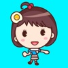 Yolk Girl Sticker Pro 蛋黃女孩iMessage貼紙包