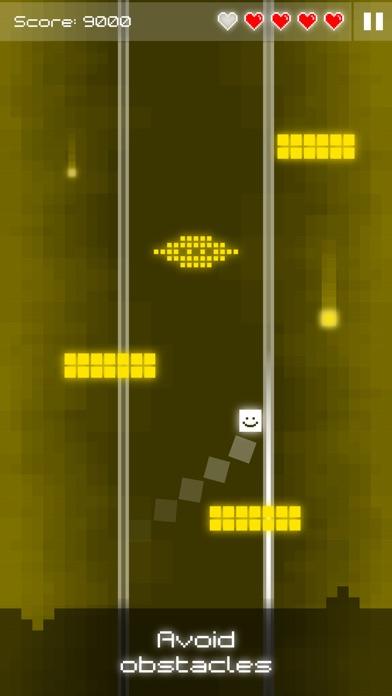 Tile Surfer - Pixel Art Arcade Game (No Ads) screenshot four