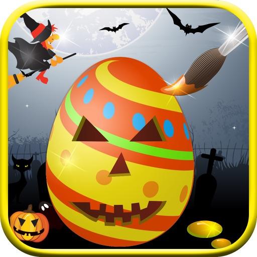 Halloween Painting Game - Kids Decoration & Making iOS App