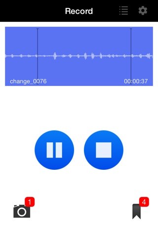 ClearRecord Pro – Noise free voice recorder screenshot 4