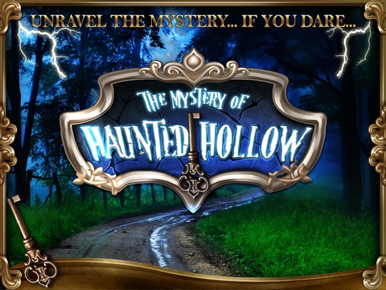 Screenshot #1 for Mystery of Haunted Hollow: Point Click Escape Game