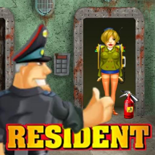 Resident 2 iOS App