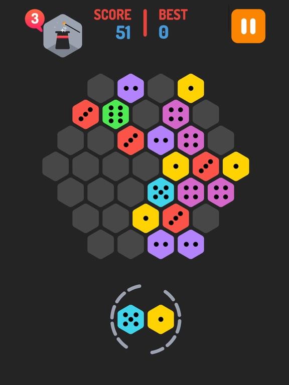Игра Merge Hexa Puzzle - Merged Block & Sudoku Quest