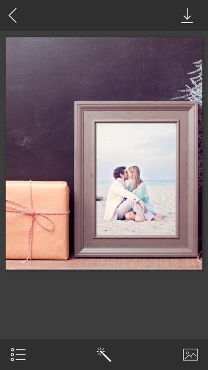 Christmas Photo Frame - Creator and Editor by Jivani Shraddhaben