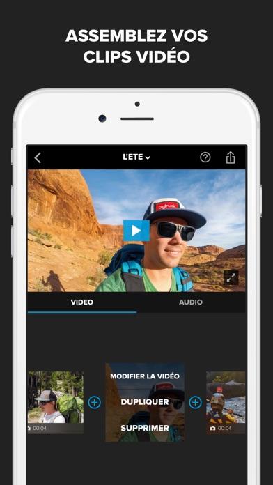 download Splice - Outil d'édition de vidéos par GoPro apps 0